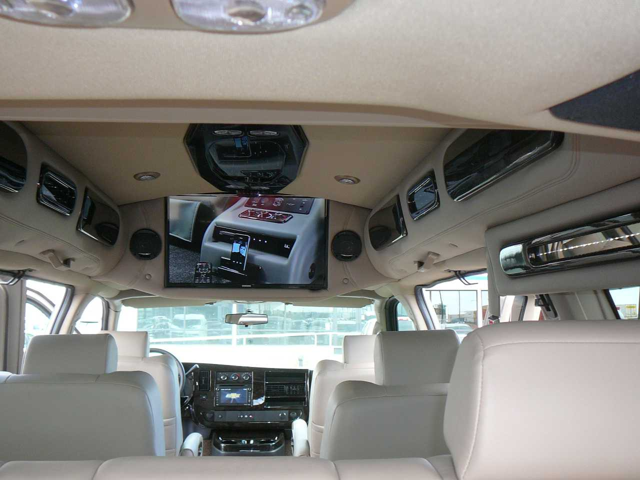 2014 Explorer Van Conversion Chevrolet Express Explorer