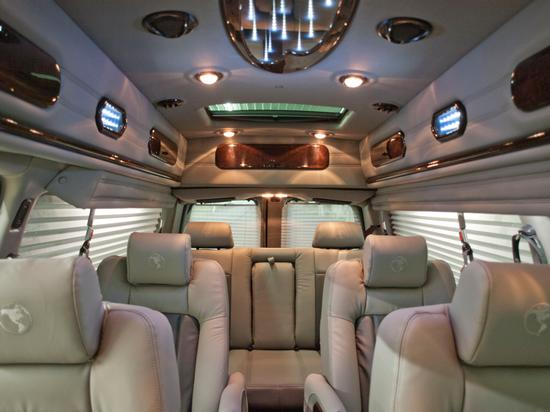 Chevrolet Vans Express Conversions Inventory For Sale